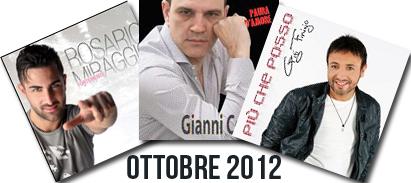 CD napoletani - Ottobre 2012
