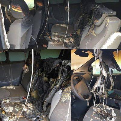 Bruciata l'auto di Clementino: sospetti su collaborazioni cantanti neomelodici