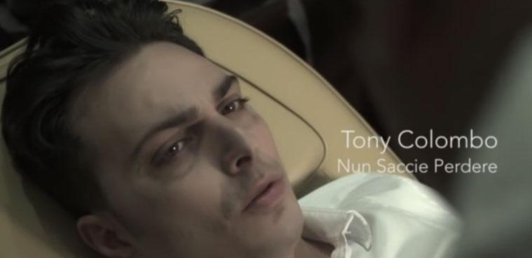 """""""Nun saccie perdere"""", singolo 2016 di Tony Colombo"""