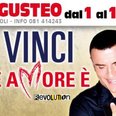 Sal Da Vinci: Se amore è revolution